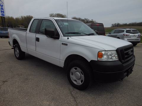 2008 Ford F-150 for sale in Zumbrota, MN