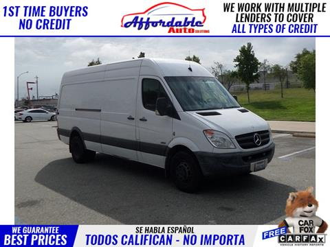 2012 Mercedes-Benz Sprinter Cargo for sale in Wilmington, CA