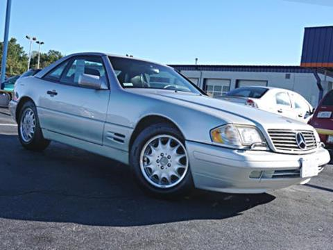 1996 Mercedes-Benz SL-Class for sale in Wilmington, CA
