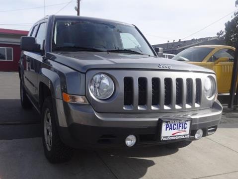 2013 Jeep Patriot for sale in Wilmington, CA