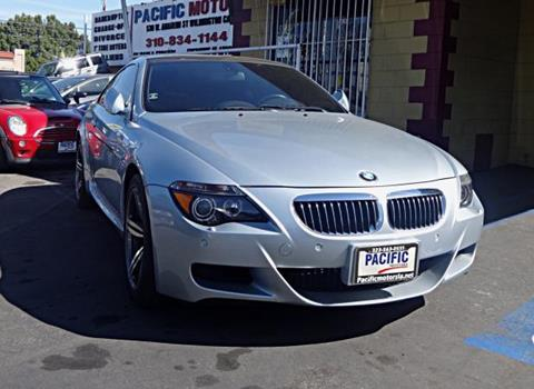 2006 BMW M6 For Sale in Slidell LA  Carsforsalecom