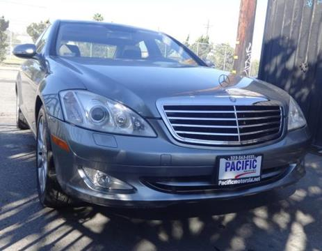 2007 Mercedes-Benz S-Class for sale in Wilmington, CA