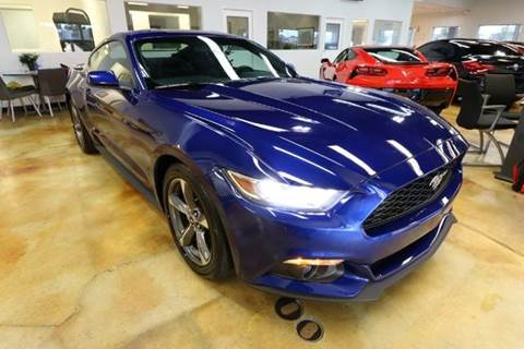 2015 Ford Mustang for sale at RPT SALES & LEASING in Orlando FL