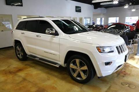 2014 Jeep Grand Cherokee for sale at RPT SALES & LEASING in Orlando FL