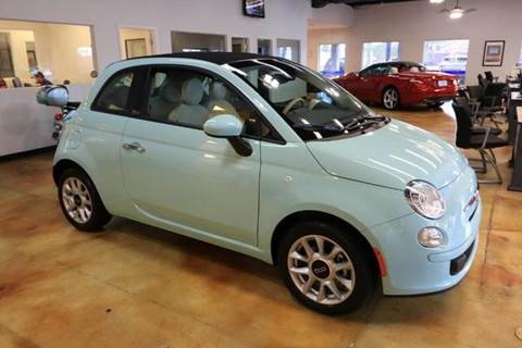 2016 FIAT 500c for sale at RPT SALES & LEASING in Orlando FL