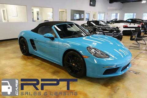 2017 Porsche 718 Boxster for sale in Orlando, FL