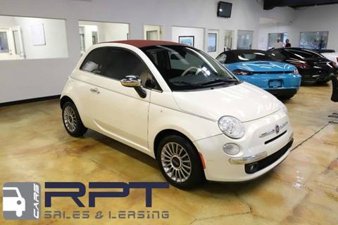 2012 Fiat 500c For Sale In Orlando Fl