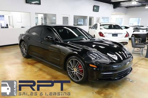 2017 Porsche Panamera for sale in Orlando, FL