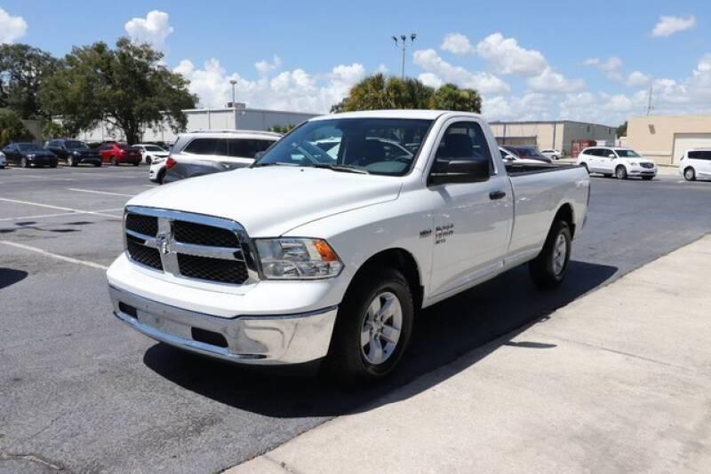 2019 RAM Ram Pickup 1500 Classic 4x2 Tradesman 2dr Regular Cab 8 ft. LB Pickup - Orlando FL