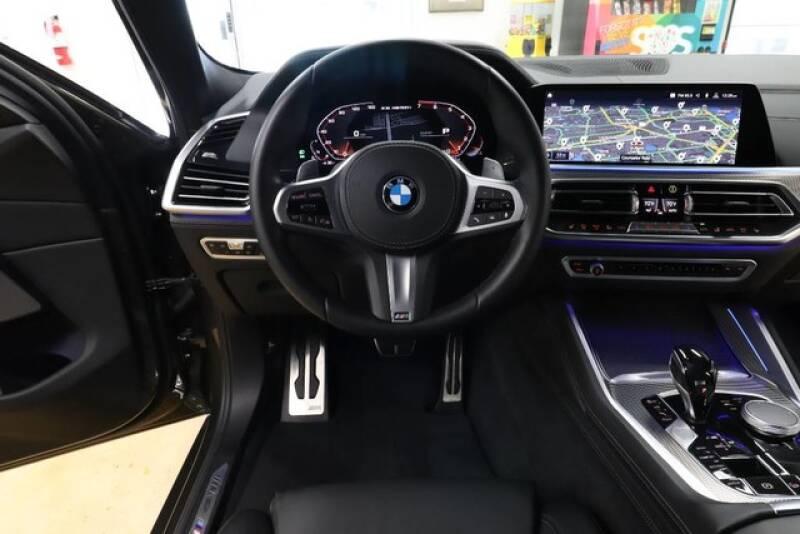 2020 BMW X6 AWD M50i 4dr Sports Activity Coupe - Orlando FL