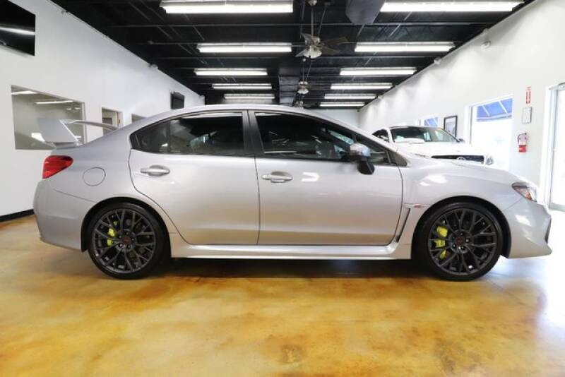 2018 Subaru WRX AWD STI 4dr Sedan - Orlando FL