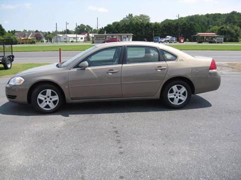2007 Chevrolet Impala for sale in Frankford, DE