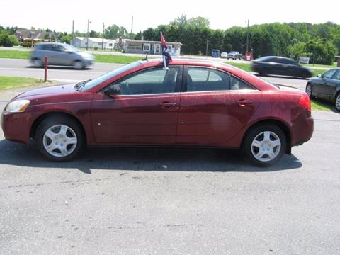 2008 Pontiac G6 for sale in Frankford, DE