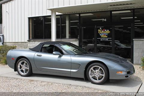 Chevrolet Corvettes For Sale Carver Corvette Mike New England