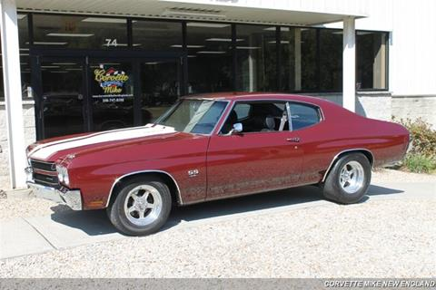 1970 Chevrolet Chevelle for sale in Carver, MA