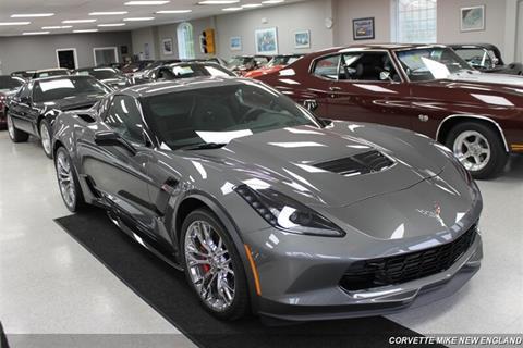 2016 Chevrolet Corvette for sale in Carver, MA