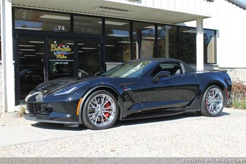 2019 Chevrolet Corvette for sale in Carver, MA