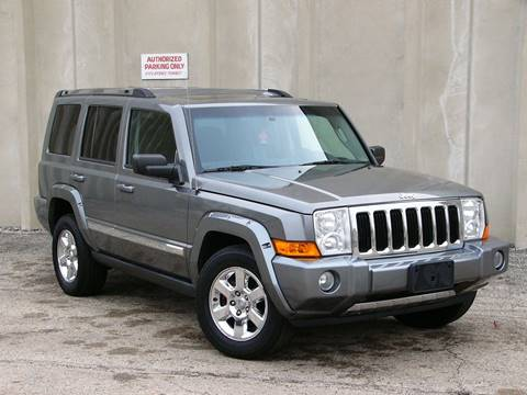 2008 Jeep Commander for sale in Palatine, IL