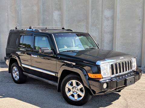 2006 Jeep Commander for sale in Palatine, IL
