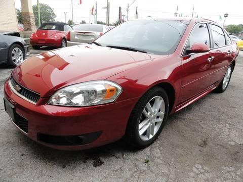 2014 Chevrolet Impala Limited for sale in Dallas, TX
