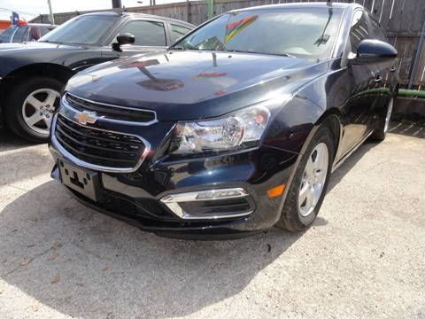 2016 Chevrolet Cruze Limited for sale in Dallas, TX