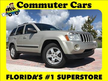 2007 Jeep Grand Cherokee for sale in Port Saint Lucie, FL