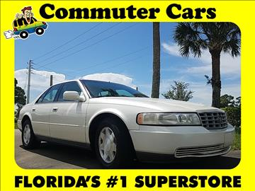 2001 Cadillac Seville for sale in Port Saint Lucie, FL