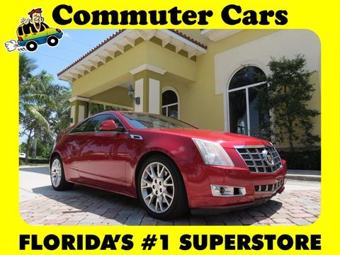 2012 Cadillac CTS for sale in Port Saint Lucie, FL