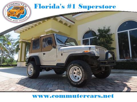 1995 Jeep Wrangler for sale in Port Saint Lucie, FL