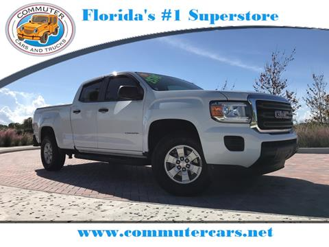 2015 GMC Canyon for sale in Port Saint Lucie, FL