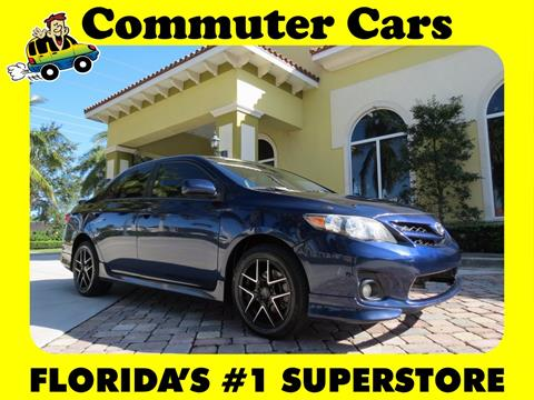 2013 Toyota Corolla for sale in Port Saint Lucie, FL