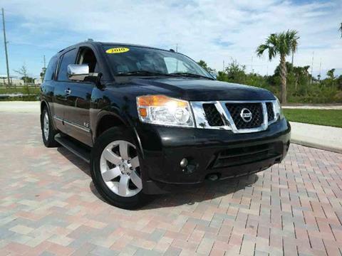 2010 Nissan Armada for sale in Port Saint Lucie, FL