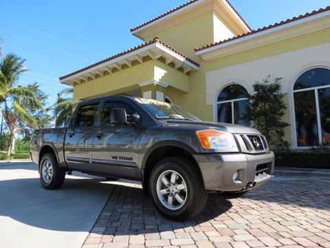 2011 Nissan Titan for sale in Port Saint Lucie, FL