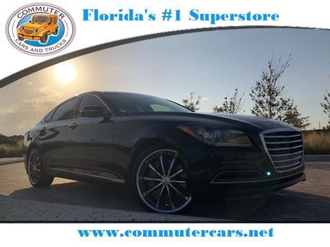 2015 Hyundai Genesis For Sale In Port Saint Lucie, FL