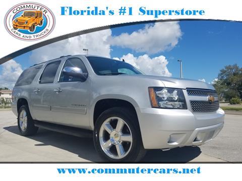 2013 Chevrolet Suburban For Sale In Port Saint Lucie, FL