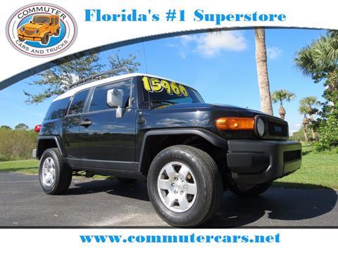 2007 Toyota FJ Cruiser For Sale In Port Saint Lucie, FL