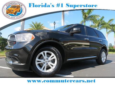 2012 Dodge Durango For Sale In Port Saint Lucie, FL