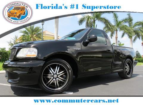 ford f 150 svt lightning for sale in florida carsforsale com