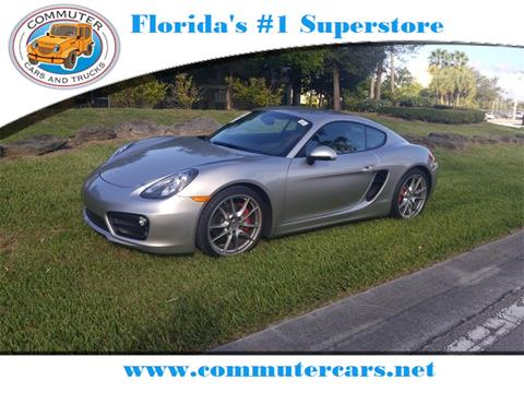 2014 Porsche Cayman for sale in Port Saint Lucie, FL