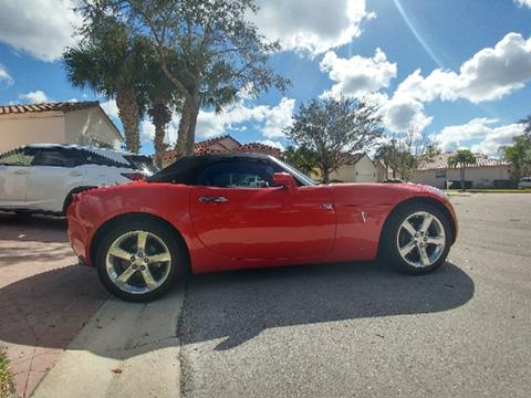 2008 Pontiac Solstice for sale in Port Saint Lucie, FL