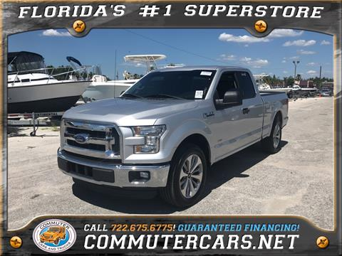 2015 Ford F-150 for sale in Port Saint Lucie, FL