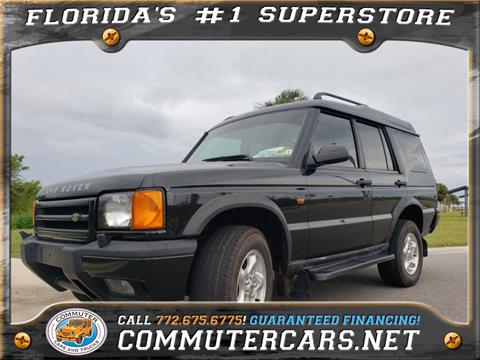 2000 Land Rover Discovery Series II for sale in Port Saint Lucie, FL