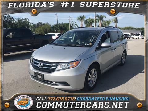 2014 Honda Odyssey for sale in Port Saint Lucie, FL