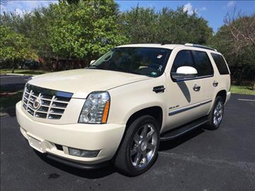 2011 Cadillac Escalade for sale in Miramar, FL