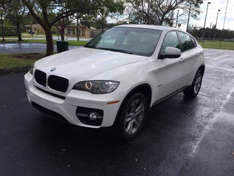 2011 BMW X6 for sale in Miramar, FL