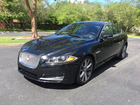 2014 Jaguar XF for sale in Miramar, FL