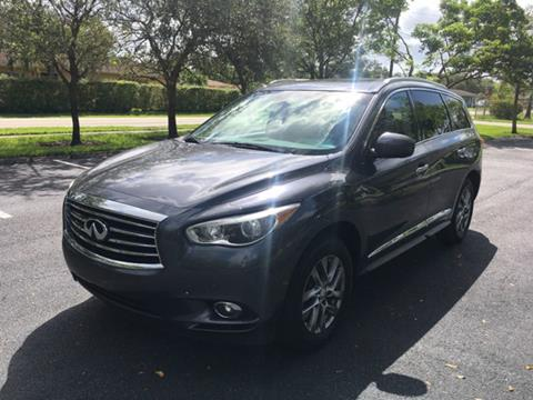 2014 Infiniti QX60 for sale in Miramar, FL