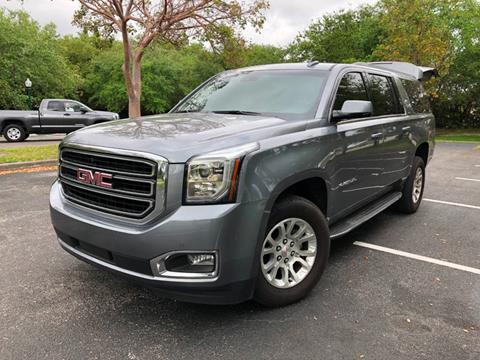2018 GMC Yukon XL for sale in Miramar, FL