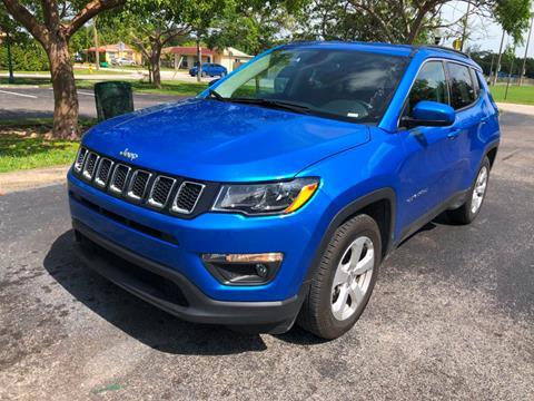 2019 Jeep Compass for sale in Miramar, FL