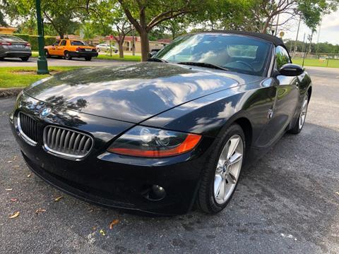 Used 2003 Bmw Z4 For Sale Carsforsalecom